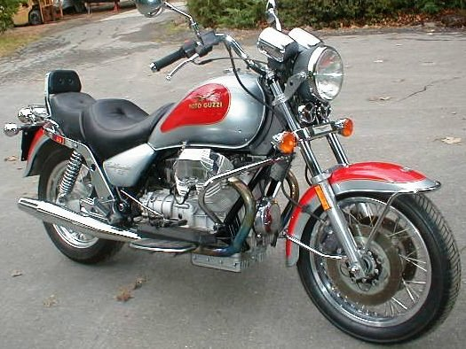 Moto Guzzi California 75th Anniversary Edition