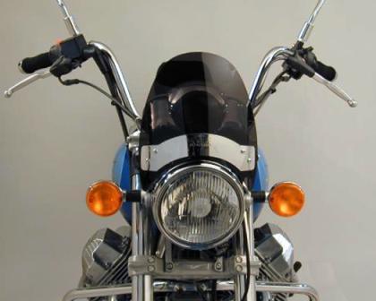 Flyscreen motorcycle windshield for Moto Guzzi California