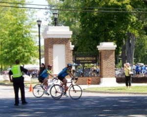 Coker College Hartsville South Carolina during MS Breakaway to the Beach 2010