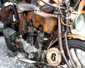 Harley-Davidson 11J motorcycle