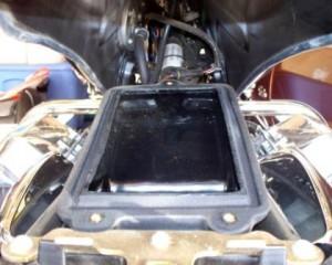 Moto Guzzi California airbox