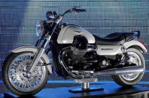 Moto Guzzi California 1400 prototype