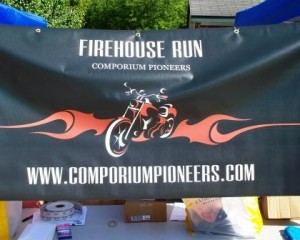 Comporium Pioneers Firehouse Run 2011