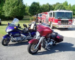 Firehouse Run lead vehicles 2011