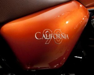 Guzzi California 90 side cover