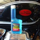Star Tron fuel treatment test in Moto Guzzi California Vintage