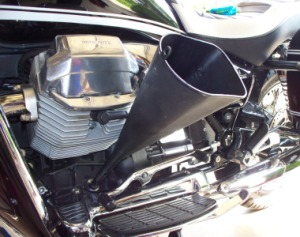 oil funnel for Moto Guzzi California