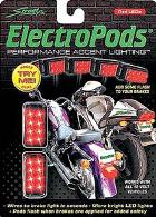 ElectroPods flashing led brake lights in package