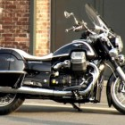 2013 Moto Guzzi California 1400 touring motorcycle