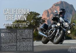 Cycle News California 1400 review