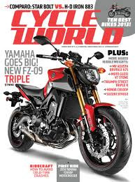 Cycle World September 2013 issue Moto Guzzi California Best Cruiser 2013